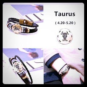 Jewelry - Zodiac unisex bracelet